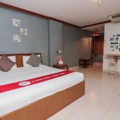 Отель Nida Rooms Charoenrat Bangklo Boulevard At Howard Square Таиланд, Бангкок - отзывы, цены и фото номеров - забронировать отель Nida Rooms Charoenrat Bangklo Boulevard At Howard Square онлайн комната для гостей фото 5