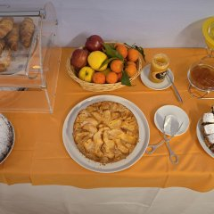 Hotel Mistral Ористано питание фото 3