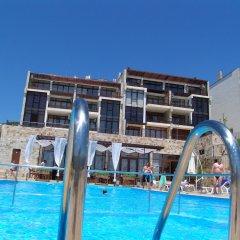 Отель Dolce Vita Aparthotel бассейн