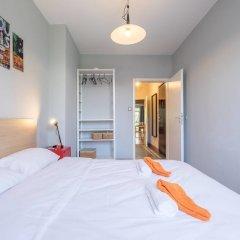 Апартаменты FM Deluxe 1-BDR Apartment - Style Meets Charm София комната для гостей фото 2