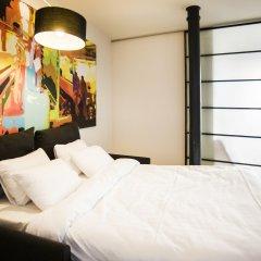 Апартаменты Apartments Smartflats Saint-Géry Garden Flats Брюссель комната для гостей фото 5