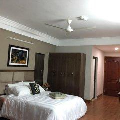 My Hoa 1 Hotel Ханой комната для гостей фото 3