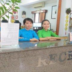 Отель Vuon Tao Dan Hotel Вьетнам, Хошимин - отзывы, цены и фото номеров - забронировать отель Vuon Tao Dan Hotel онлайн гостиничный бар