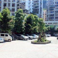 Wanchuan Business Hotel парковка