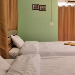 Отель Gems Park Бангкок комната для гостей фото 3