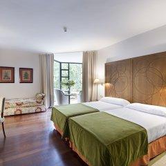 Отель Parador de Limpias Испания, Лимпиас - отзывы, цены и фото номеров - забронировать отель Parador de Limpias онлайн комната для гостей фото 4