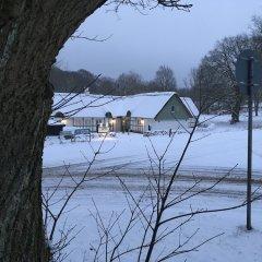 Отель Hørhavegården Дания, Орхус - отзывы, цены и фото номеров - забронировать отель Hørhavegården онлайн приотельная территория фото 2