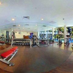 Отель Hard Rock Hotel Penang Малайзия, Пенанг - отзывы, цены и фото номеров - забронировать отель Hard Rock Hotel Penang онлайн фитнесс-зал фото 4