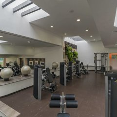 Отель The Westin Resort & Spa Puerto Vallarta фитнесс-зал фото 5