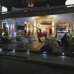 Отель PAPAGALOS Ситония вид на фасад