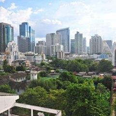 Отель Le Siam Бангкок балкон