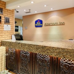 Отель Best Western Plus Abercorn Inn Канада, Ричмонд - отзывы, цены и фото номеров - забронировать отель Best Western Plus Abercorn Inn онлайн интерьер отеля фото 2