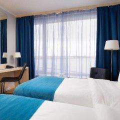 Гостиница Санкт-Петербург 4* Стандартный номер с 2 отдельными кроватями фото 11