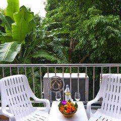 Отель Tri Trang Beach Resort by Diva Management балкон