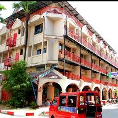 Отель Boomerang Inn детские мероприятия фото 2
