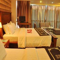 Отель A25 Hai Ba Trung Хошимин комната для гостей