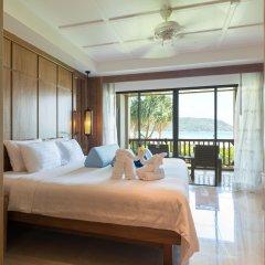 Отель Katathani Phuket Beach Resort 5* Президентский люкс с различными типами кроватей фото 2