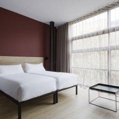 Отель Aparthotel Allada Барселона комната для гостей фото 5