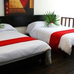 Отель Maya Turquesa Мексика, Плая-дель-Кармен - отзывы, цены и фото номеров - забронировать отель Maya Turquesa онлайн комната для гостей фото 4