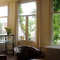 Апартаменты Apartment Rijksmuseum комната для гостей фото 3