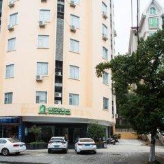Отель Jinjianginn Style Zhongshan HuBin Китай, Чжуншань - отзывы, цены и фото номеров - забронировать отель Jinjianginn Style Zhongshan HuBin онлайн парковка