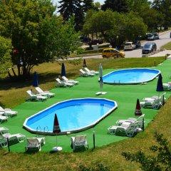 Отель Chaika Hotel Болгария, Св. Константин и Елена - отзывы, цены и фото номеров - забронировать отель Chaika Hotel онлайн балкон