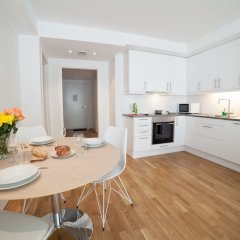 Апартаменты Damsgård Apartments в номере фото 2