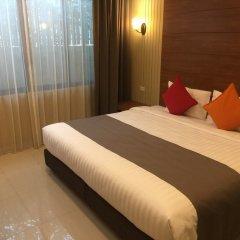 Отель S Bangkok Hotel Navamin Таиланд, Бангкок - отзывы, цены и фото номеров - забронировать отель S Bangkok Hotel Navamin онлайн комната для гостей фото 3
