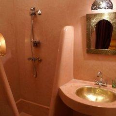 Отель Riad Lapis-lazuli Марракеш ванная фото 2