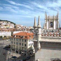 Отель Avenida Palace Лиссабон городской автобус