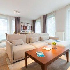 Апартаменты Sweet Inn Apartments Major Rene Dubreucq Брюссель комната для гостей фото 4