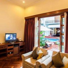 Hotel Majestic Saigon комната для гостей