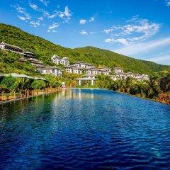 Отель InterContinental Danang Sun Peninsula Resort бассейн фото 3