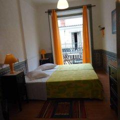 Отель Pensão Aljubarrota Португалия, Лиссабон - 1 отзыв об отеле, цены и фото номеров - забронировать отель Pensão Aljubarrota онлайн комната для гостей