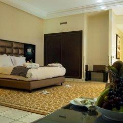 Отель Andalucia Golf Tanger Марокко, Медина Танжера - отзывы, цены и фото номеров - забронировать отель Andalucia Golf Tanger онлайн комната для гостей фото 2