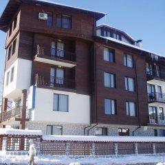Отель Spa & Apartment Hotel Mountain Romance Болгария, Банско - отзывы, цены и фото номеров - забронировать отель Spa & Apartment Hotel Mountain Romance онлайн вид на фасад