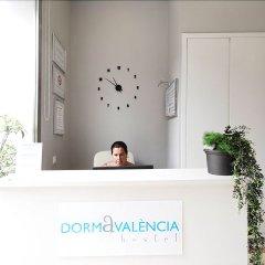 Отель Dormavalencia Hostel Испания, Валенсия - отзывы, цены и фото номеров - забронировать отель Dormavalencia Hostel онлайн интерьер отеля