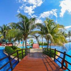 Отель Oasis Cancun Lite бассейн