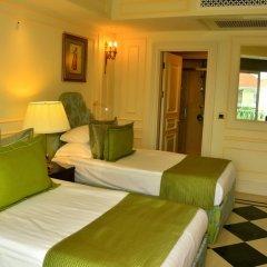 Отель Ali Bey Resort Sorgun - All Inclusive комната для гостей фото 4