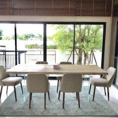 Отель Villa Ozone Pattaya питание