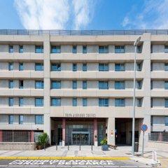 Отель Tryp Madrid Airport Suites пляж