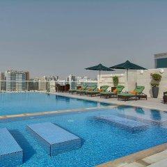Al Khoory Atrium Hotel бассейн