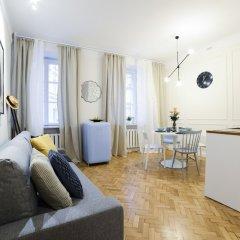Отель Sparrow Old City Apartment Польша, Варшава - отзывы, цены и фото номеров - забронировать отель Sparrow Old City Apartment онлайн комната для гостей фото 4