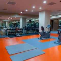ISG Airport Hotel Турция, Стамбул - 13 отзывов об отеле, цены и фото номеров - забронировать отель ISG Airport Hotel онлайн фитнесс-зал фото 2