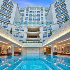 Отель Cvk Hotels & Resorts Park Bosphorus бассейн