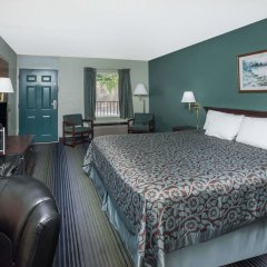 Отель Days Inn Harrison комната для гостей фото 2