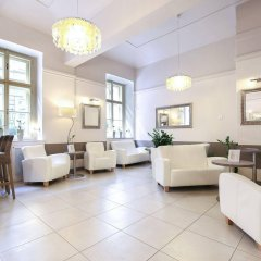 Отель Unitas Hotel Чехия, Прага - 9 отзывов об отеле, цены и фото номеров - забронировать отель Unitas Hotel онлайн комната для гостей фото 5