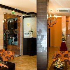 Hotel Tío Manolo de Noia интерьер отеля