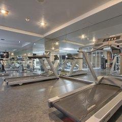 Отель Best Western Paris CDG Airport фитнесс-зал фото 2