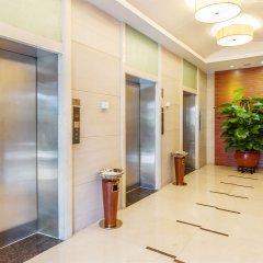 Отель Springdale Serviced Residence Гуанчжоу интерьер отеля